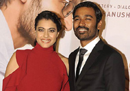 Kajol: Dhanush and I play strong characters in 'VIP 2'