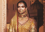 Deepika Padukone unveils 'Padmavati' logo