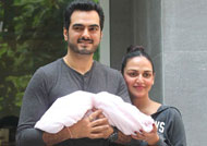 Esha Deol names newborn daughter Radhya