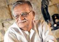 Muse for poetry is floating all around us: Gulzar