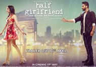'Half Girlfriend' opening day collections