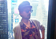 Irrfan Khan goes for hipster look!