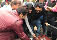 CHECKOUT 'Judwaa 2' team wraps up London schedule with celebration