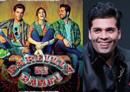'Bareilly Ki Barfi' is warm, delightful: Karan Johar