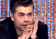 FIND OUT Karan Johar cried because of THIS girl!