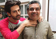 Kartik Aaryan: Really adore Paresh sir
