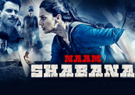 'Naam Shabana' screening for 100 women cops!