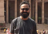 Nikkhil Advani conducts recce at Rashtrapati Bhavan complex