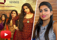 Pallavi Sharda: Lucky To Work with Vidya Balan in 'Begum Jaan'