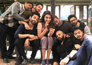 Parineeti makes team 'Golmaal Again' to hear her song for 10 Times!!