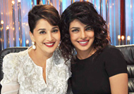 Priyanka to produce American comedy series on Madhuri's life