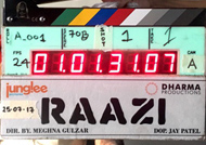 Shooting for 'Raazi' begins