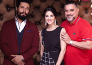 Sunny Leone & Randeep Hooda make a SPLASH!