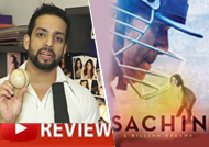 Watch 'Sachin - A Billion Dreams' Review by Salil Acharya