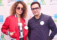 Kangana finds Saif's open letter on nepotism 'disturbing'