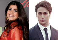 HOTTIE: Shenaz Treasury on Tiger Shroff