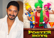 Shreyas Talpade: Sunny Deol adds credibility to 'Poster Boys'