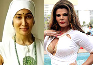 Sofia supports Rakhi Sawant in Valmiki case