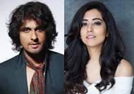 Sonu Nigam makes Jonita Gandhi's dream come true