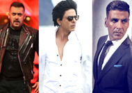 SRK ahead of Salman, Akshay in world's highest paid actors list
