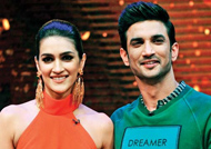 Kriti 'super' excited to see 'Sushant in Space'