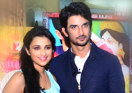 SUPER Talented: Sushant praises Parineeti
