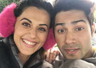 Taapsee finishes London shoot of 'Judwaa 2'