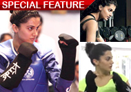 THIS HOW Taapsee prepped for 'Naam Shabana'!