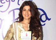 Twinkle Khanna working on her third book