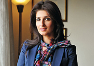 Twinkle Khanna: Let's talk menstruation