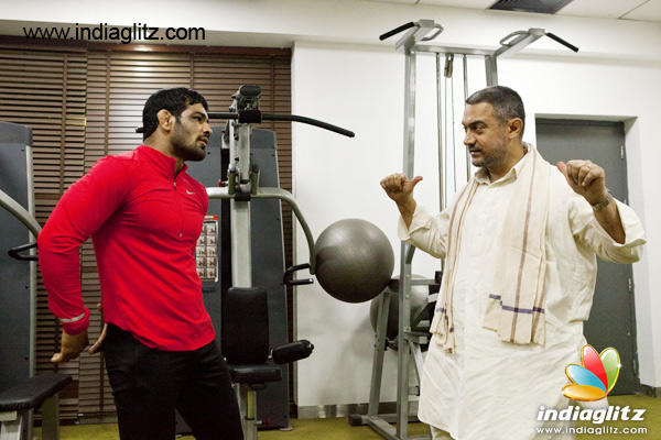 PICS: Aamir Khan takes...