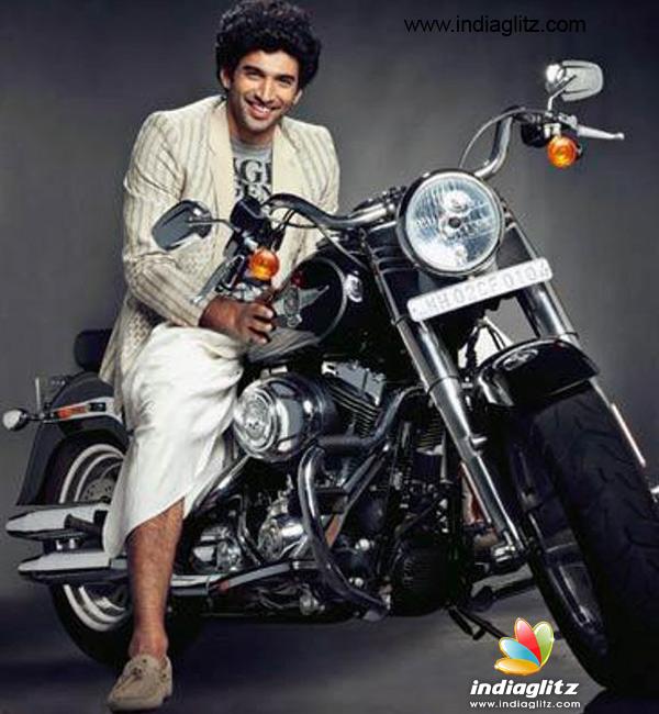 Image result for aditya roy kapur motorcycle