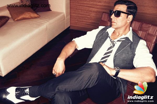 Akshay Kumar to play baddie in 'Enthiran 2.0'