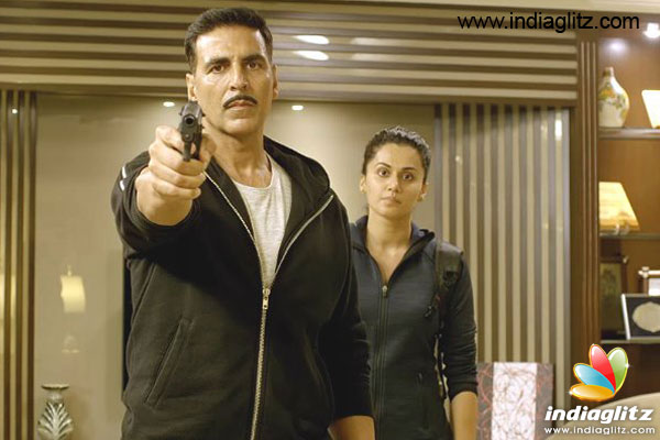 Naam Shabana trailer: Akshay Kumar seems to dominate this Taapsee Pannu film