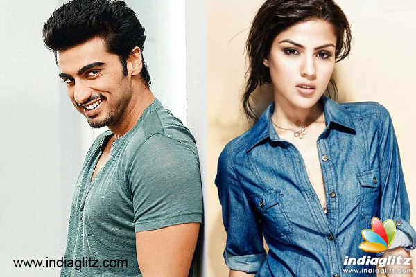 Ranveer turns 'half girlfriend' for Arjun