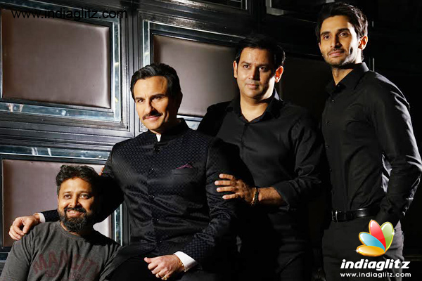 SHOCKING: Shoot of Saif Ali Khan starrer Baazaar stalled by BMC