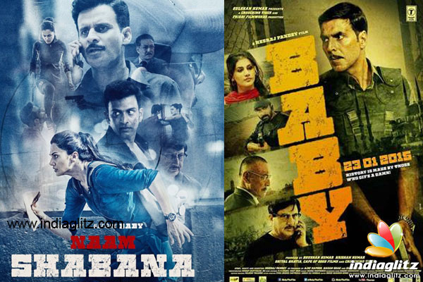 Taapsee Pannu strikes a powerful punch in gritty 'Naam Shabana' trailer!