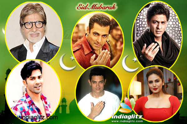 Celebrities wish love, peace on Eid