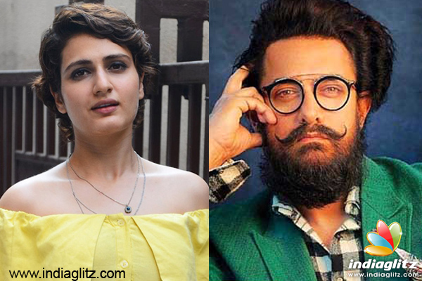 Aamir Khan's daughter Fatima Sana Shaikh joins Thugs of Hindostan