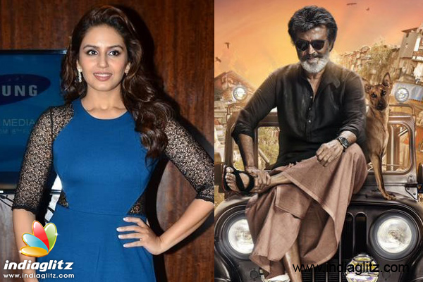 Huma Qureshi in work mode for 'Kaala'