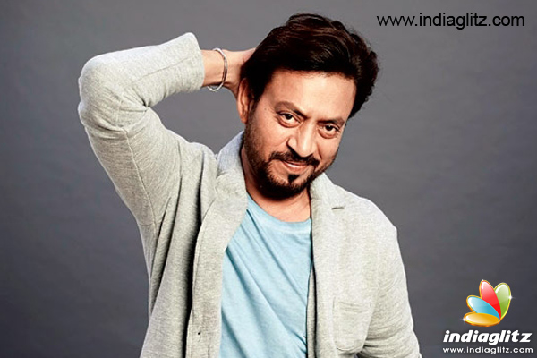 I recommended Saba Qamar to the director: Irrfan Khan