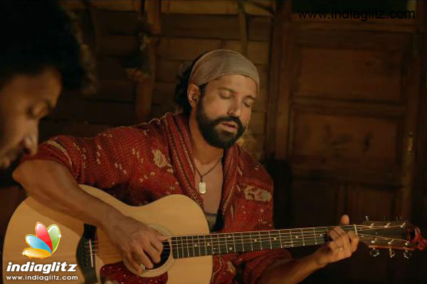 'Rock On 2' anthem is dedicated to iconic Mumbai city