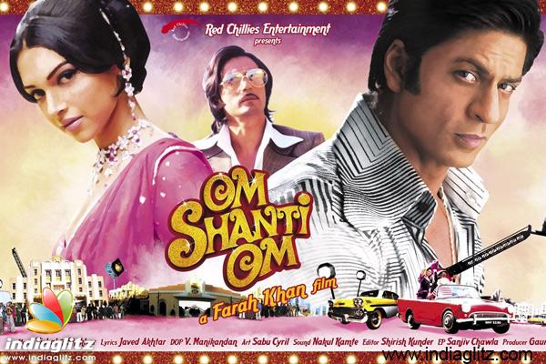 Om Shanti Om To Be Screened At Cairo International Film