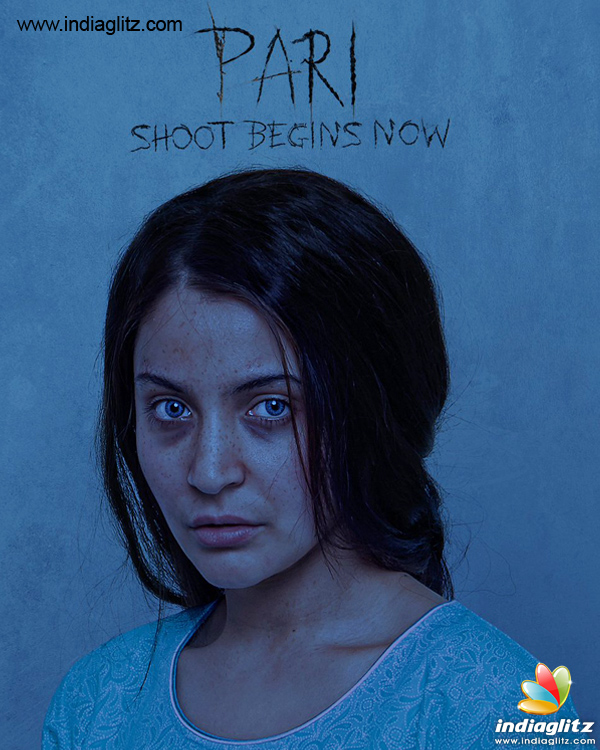 Anushka scares up in first look of 'Pari'