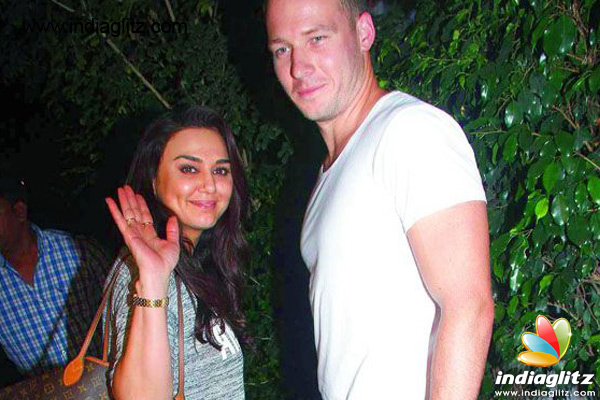 Preity Zinta Husband And Kids