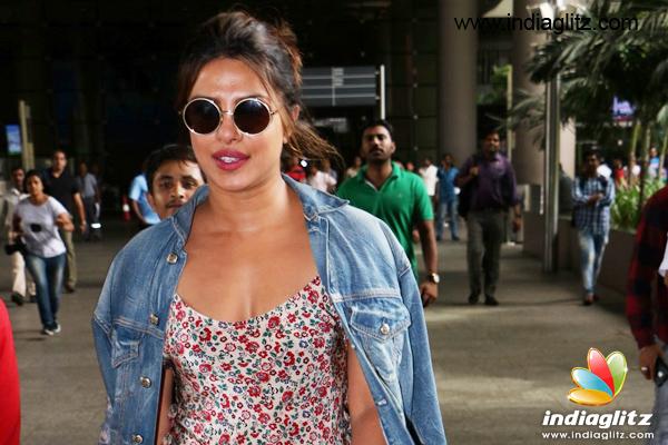 Priyanka Chopra skips IIFA and choose to stay back with family