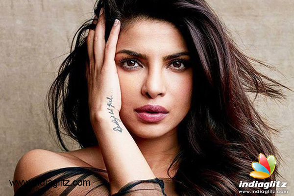 Priyanka Chopra Explains Why Her Biography (If Written) Should Be Titled 'Unfinished'