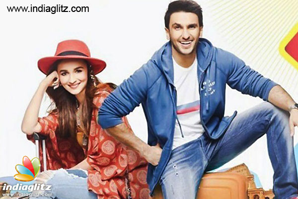 Gully Boy Ranveer Singh, Alia Bhatt 'looking faarward' to working together