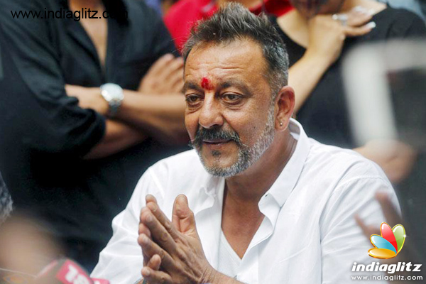 I only pray my son is not like me: Sanjay Dutt - Bollywood ...