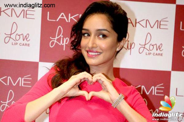 Shraddha Kapoor: They never fail to make me smile
